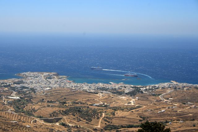 Tinos: the most spiritual island of Greece