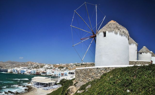 Mykonos town: sights to be discovered
