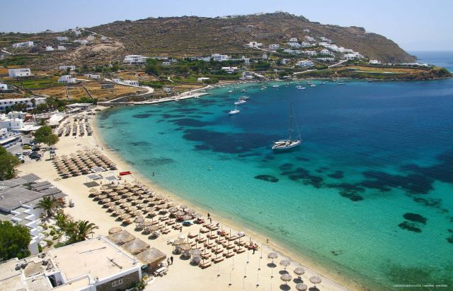 Discover the beaches of mykonos to suit everyone – part 1