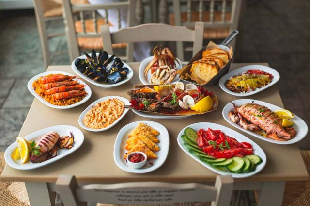 A good reason for going to Greece? The tasty greek cuisine
