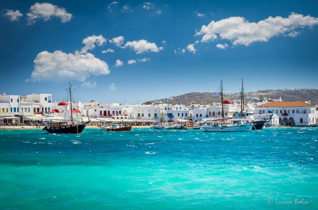 Mykonos, the most fascinating island of the Cyclades