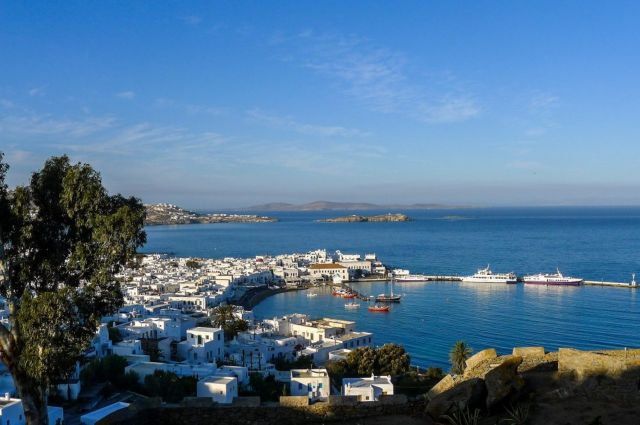 Mykonos, an Island to discover even in Autumn