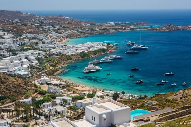 Discover the beaches of Mykonos to suit everyone part 2