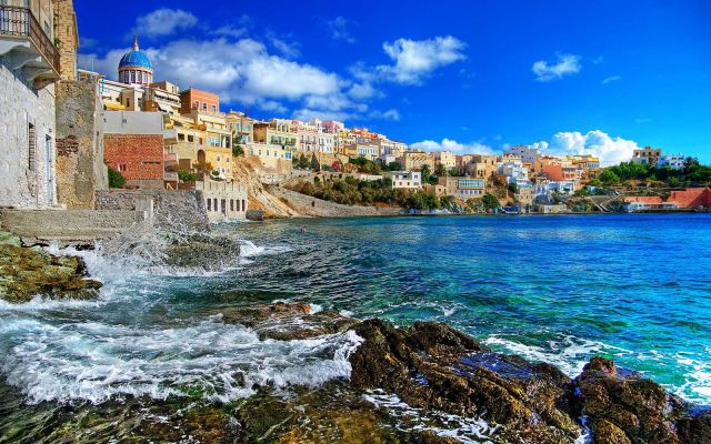 Syros island: culture, beaches & excellent cuisine – Part 1