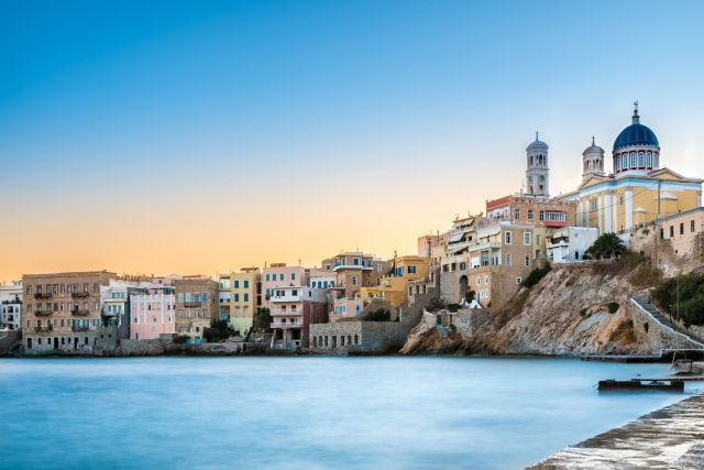 Syros island: culture, beaches & excellent cuisine – Part 2
