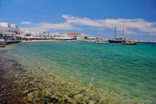 Cyclades Islands: Mykonos & other islands to be discovered