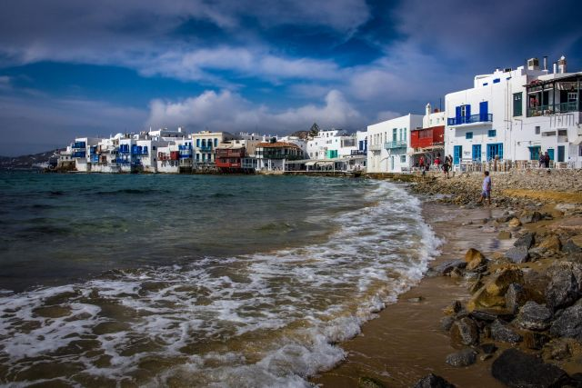The islands of Greece: beautiful to visit during winter