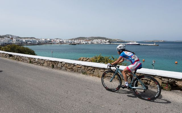 Mykonos, Bike Tour around the Island