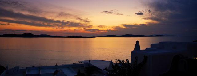 Mykonos, Best places to see Sunset