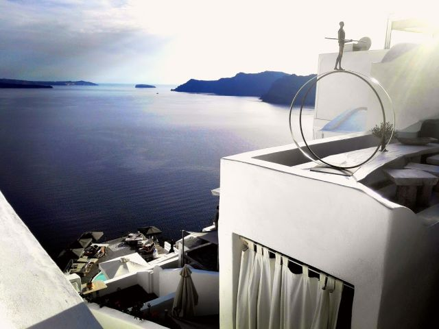 Specially Crafted Santorini