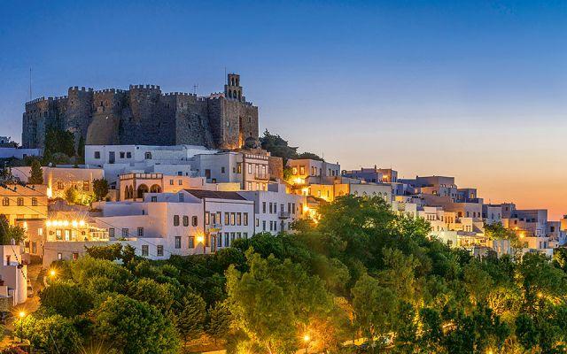 Patmos - The island of revelation