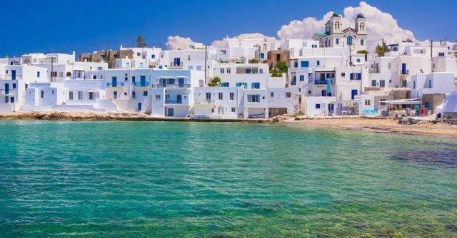 The secret of Cyclades Antiparos