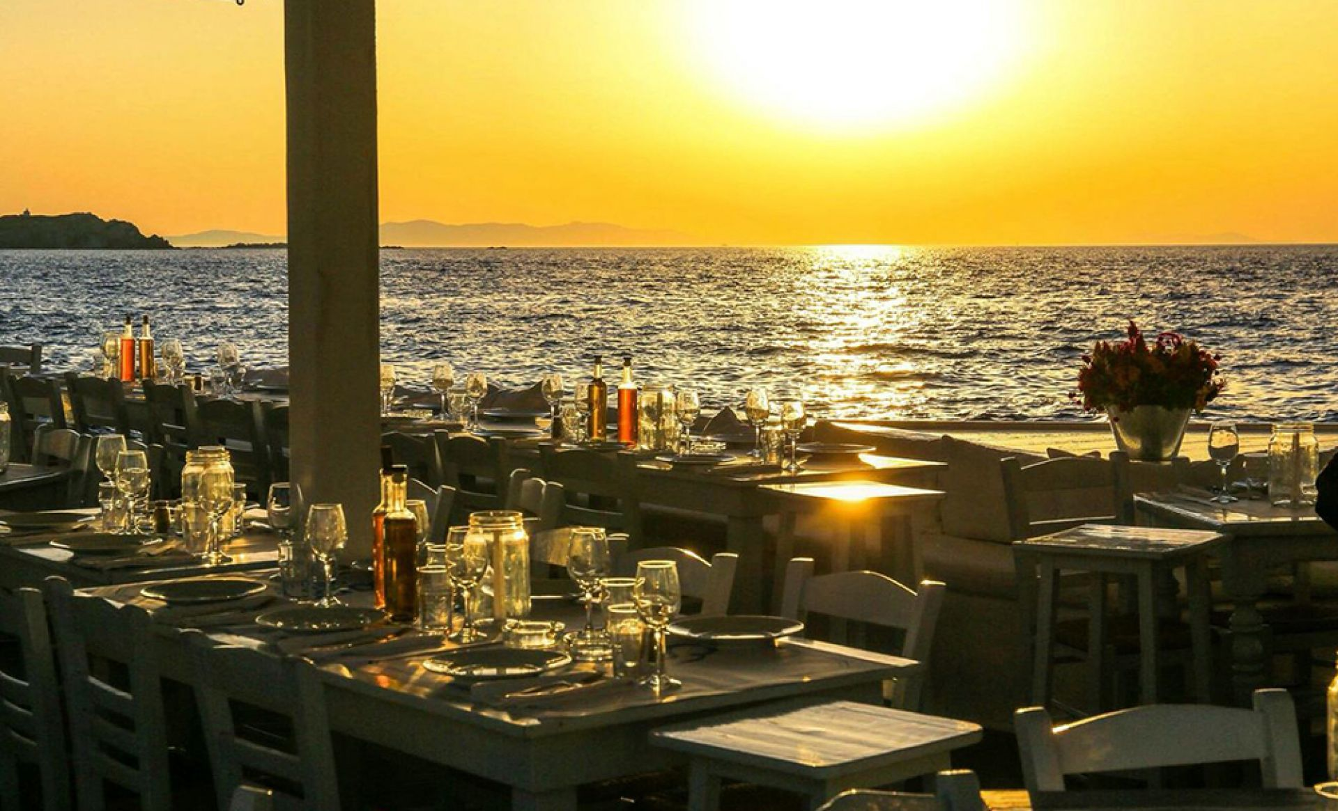 Sea Satin Market - Dinner Venue in Mykonos